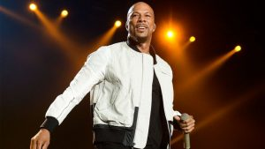 Common Performing Live on Stage